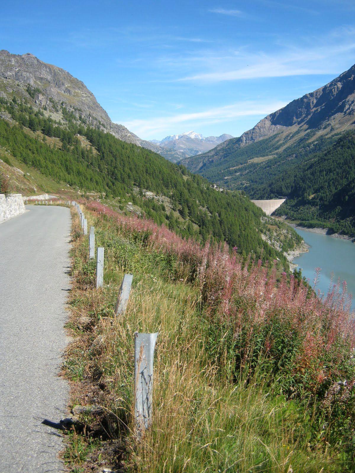 Valgrisenche (ITA) - Malownicza droga