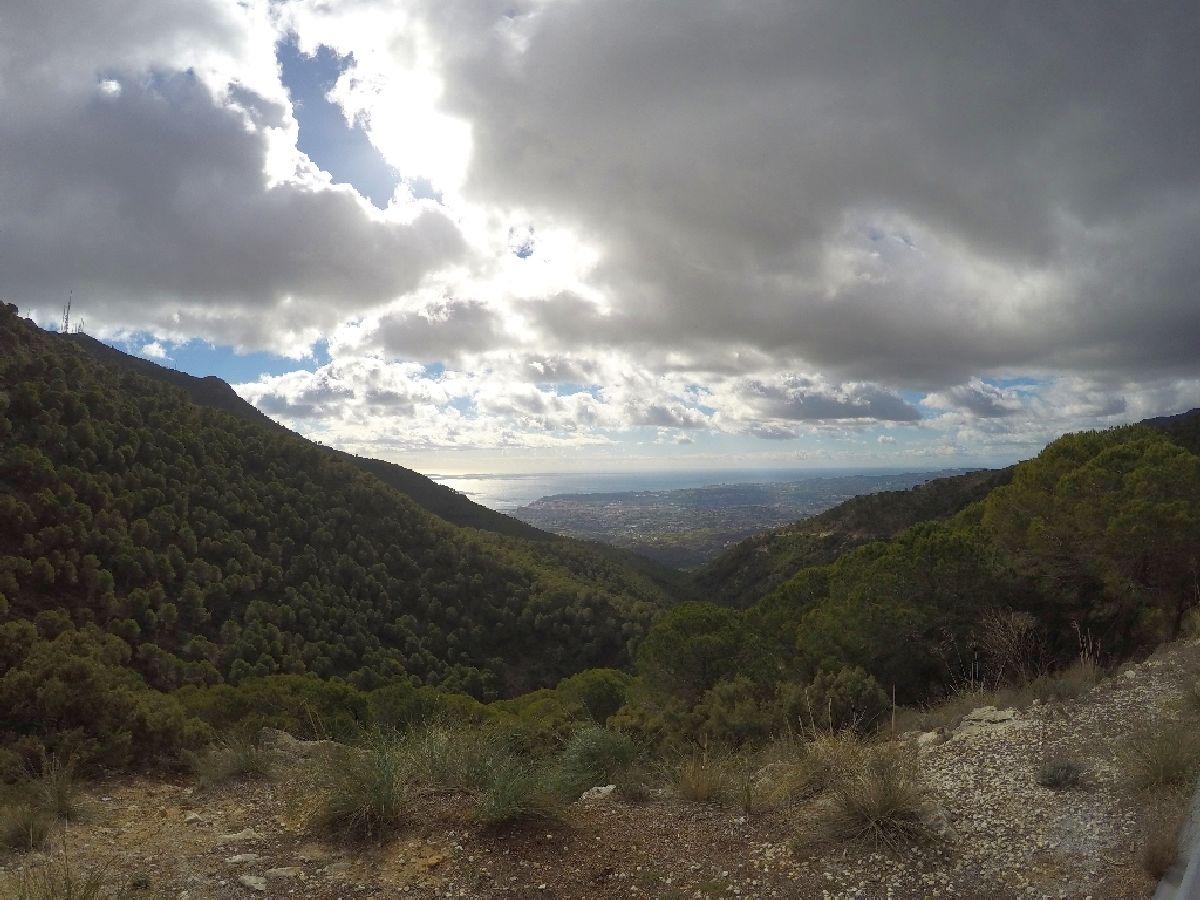 Cerro del Moro (ESP) - Panorama
