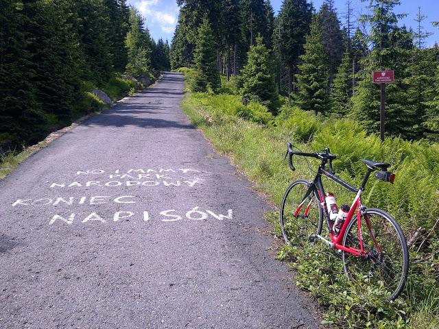 Przełęcz Karkonoska - Stromo...