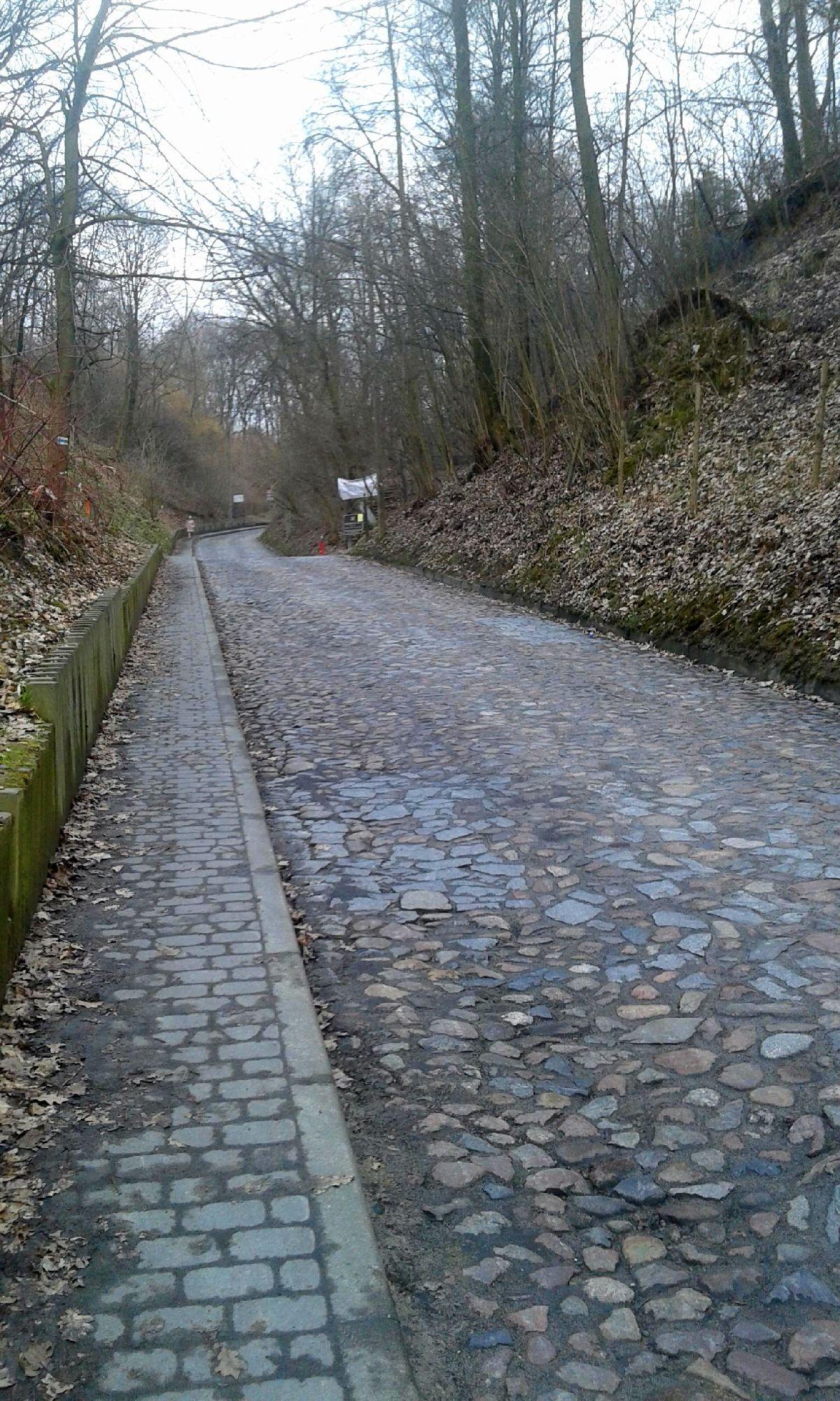 Kazimierz Dolny - Fragment trasy