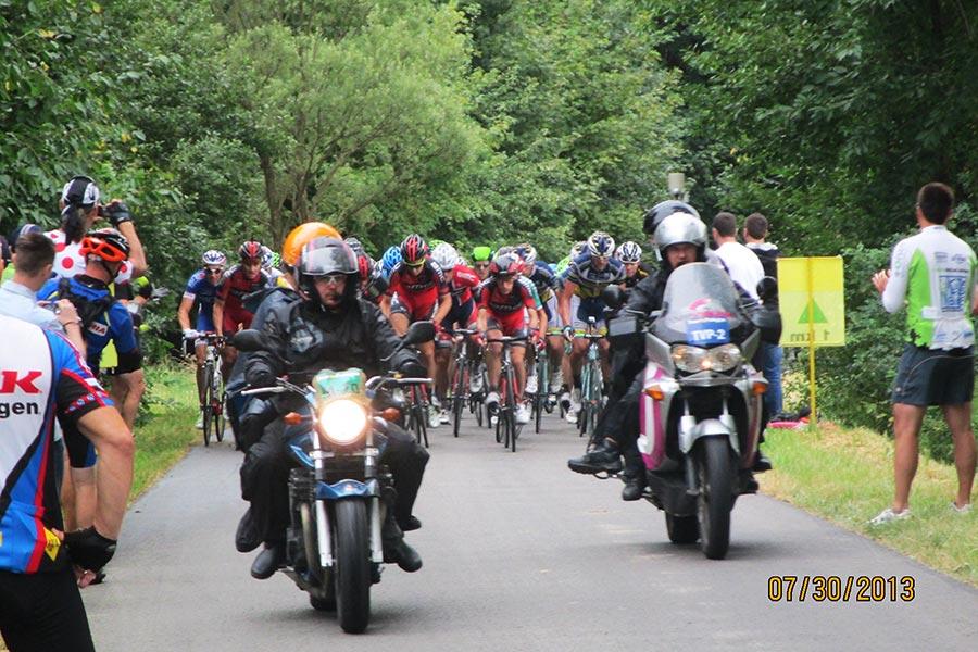 Lubenia - Tour de Pologne 2013