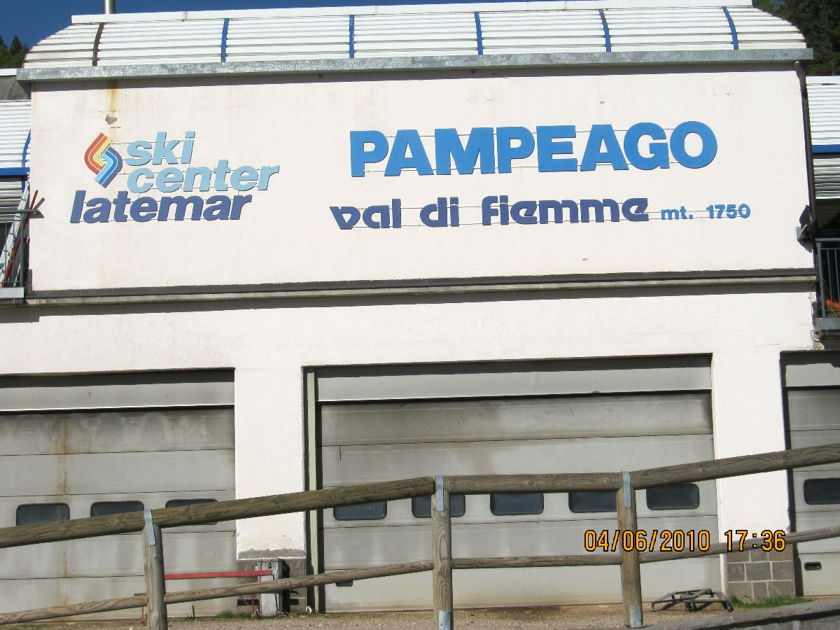 Passo Pampeago (ITA) - Stacja narciarska