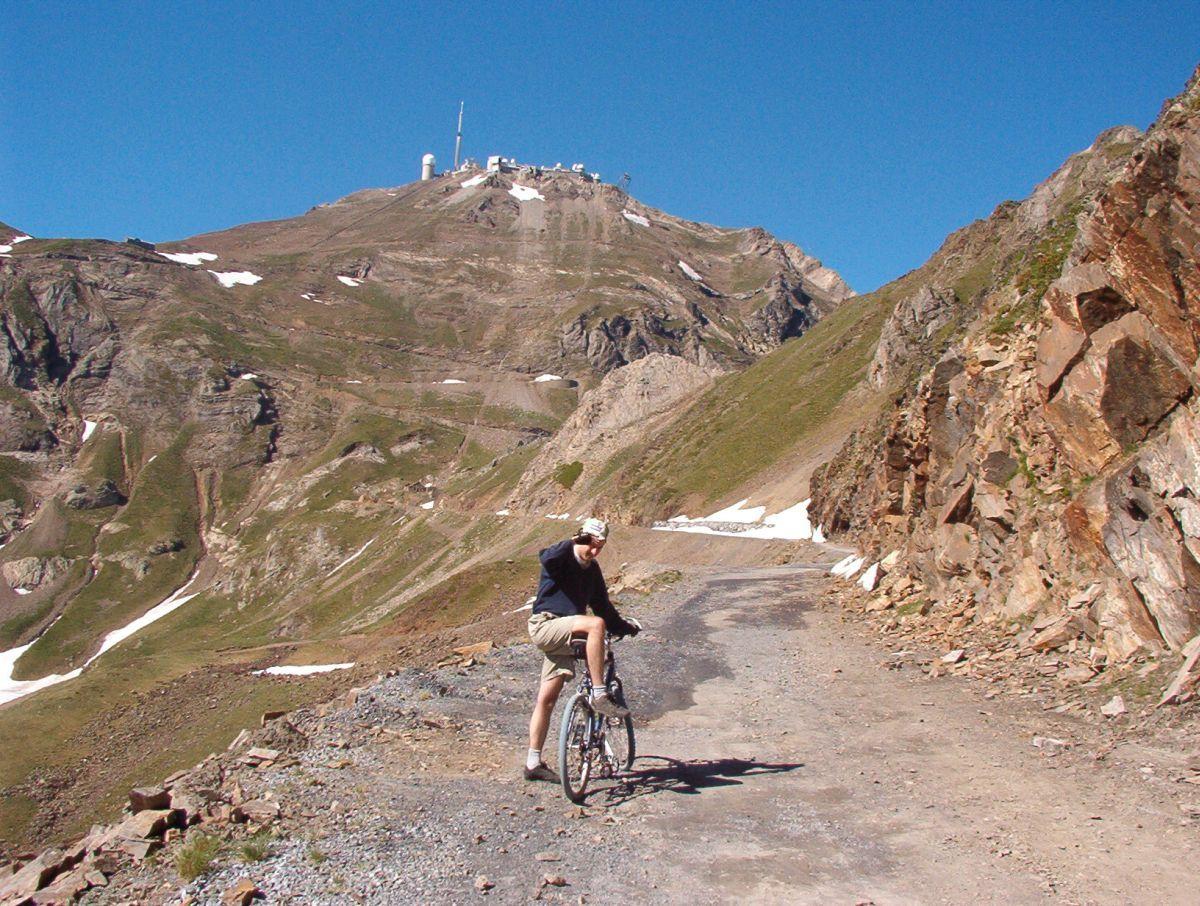 Pic du Midi de Bigorre (FRA) - Na górze obserwatorium