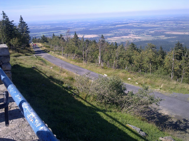 Col d'Eze (FRA) - Końcówka podjazdu