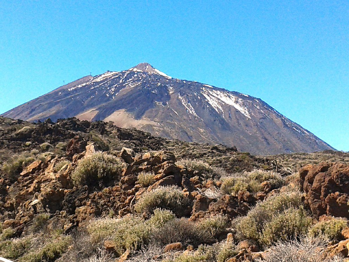 El Teide (ESP) - Pico del Teide