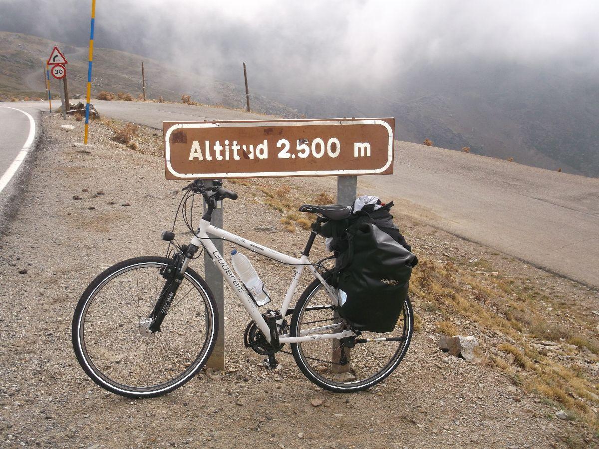 Pico de Veleta (ESP) - 2500 metrów